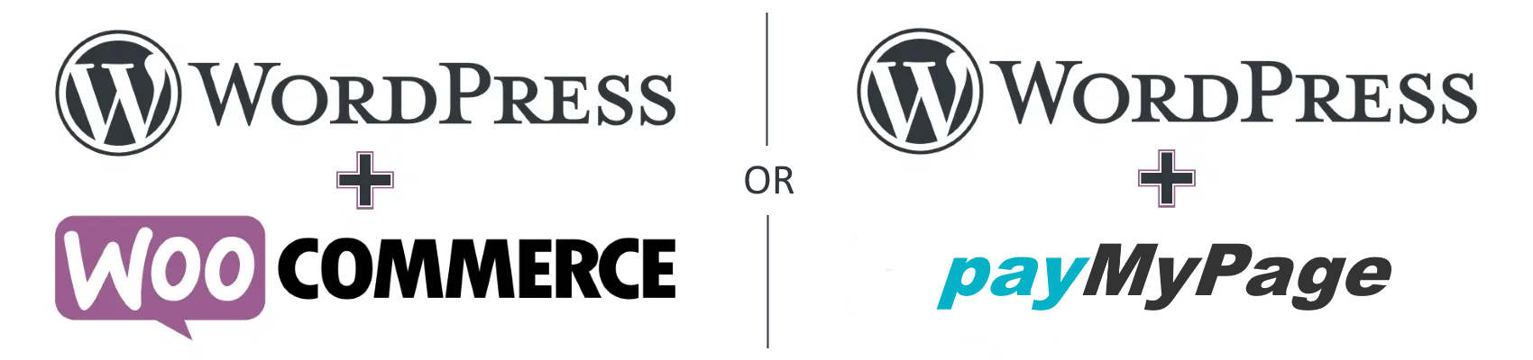 add online payments to wordpress woocommerce pmp